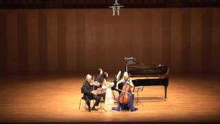 Pinchas Zukerman & Amanda Forsyth at Goyang Aram Nuri Arts Center, pt. II
