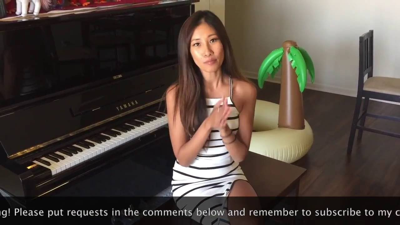 Katy Perry Rise Piano Cover – Van-Anh Nguyen