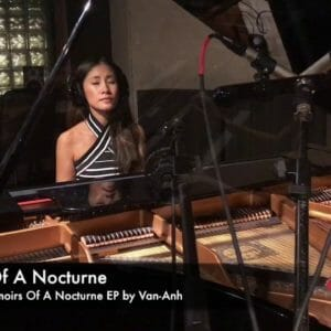 Memoirs of a Nocturne EP Recording – Behind the scenes @ REC Studios
