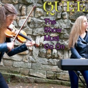 Queen – The Show Must Go On | violin and piano cover