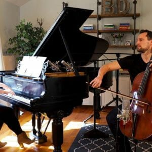Too Good at Goodbyes – Sam Smith [CELLO + PIANO COVER]
