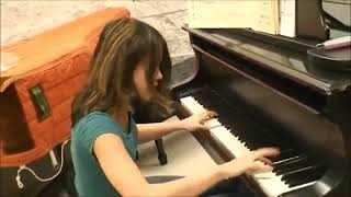 INCREDIBLE Yuja Wang adolescent !!!! On Volodos Mozart Turkish March1