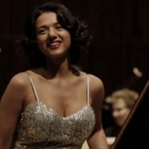 Khatia Buniatishvili, Beethoven, Piano Concerto No. 1 in C major, Op. 15 ~ Zubin Mehta, sheet music