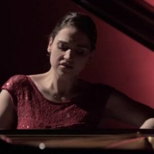 """""""October – Autumn Song"""" from Tchaikovsky's """"The Seasons"""" (Olga Scheps live)"""