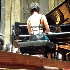 Yuja Wang – Chopin Waltz No. 7