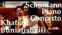 Khatia Buniatishvili Schumann Piano Concerto Best Version