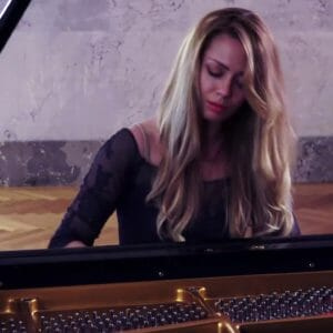 Anastasia Huppmann plays Frederic Chopin Fantaisie Impromptu in C sharp minor