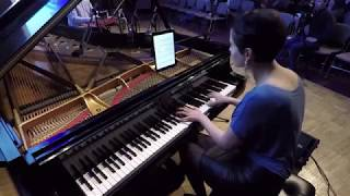 """Phenomena of Growth"" by David Ibbett, performed by pianist Sophia Vastek"