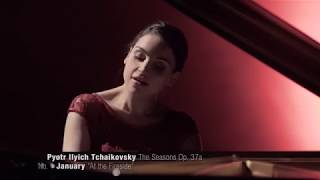 "Tchaikovsky's ""The Seasons"" complete (Olga Scheps live)"