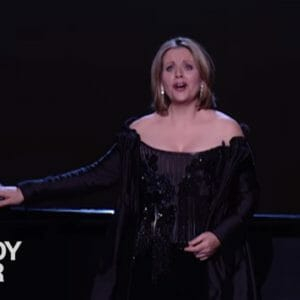 The Silence of Mysterious Night (Van Cliburn Tribute) – Renee Fleming 2001 Kennedy Center Honors
