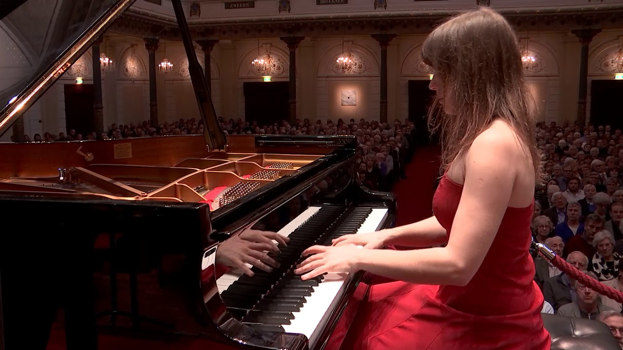 Anna Fedorova – Rapsodie on a theme of Paganini, op. 43
