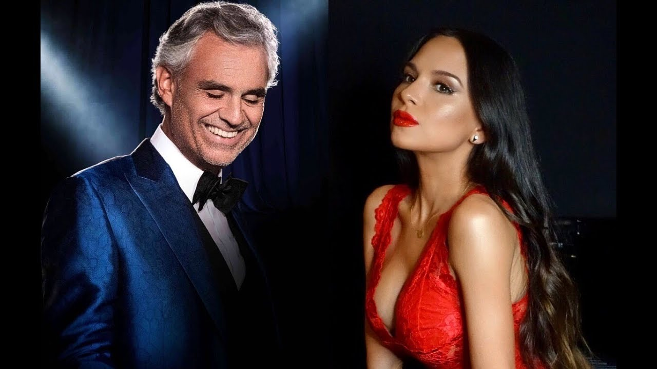 Andrea Bocelli & Lola Astanova – The Journey to the Theatre of Silence (Full film)