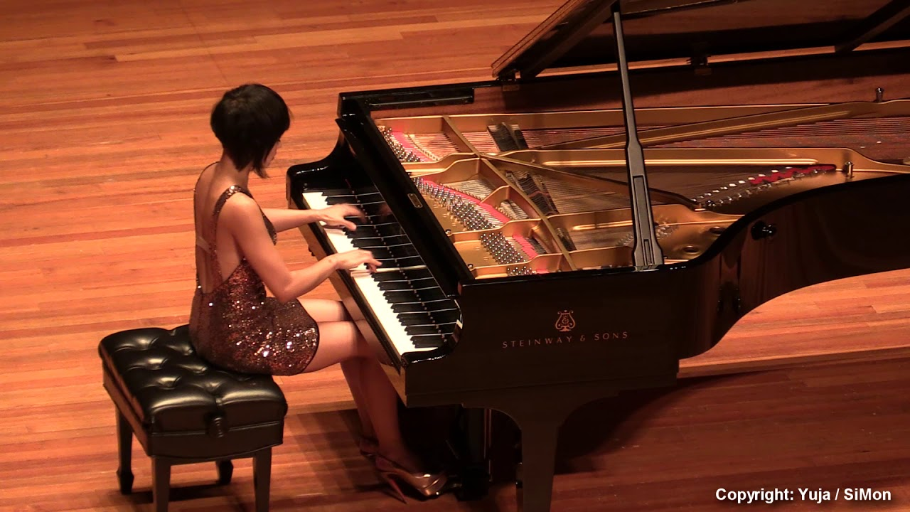 Yuja Wang Mendelssohn Songs Without Words Op  67 No  2 (SiMon)