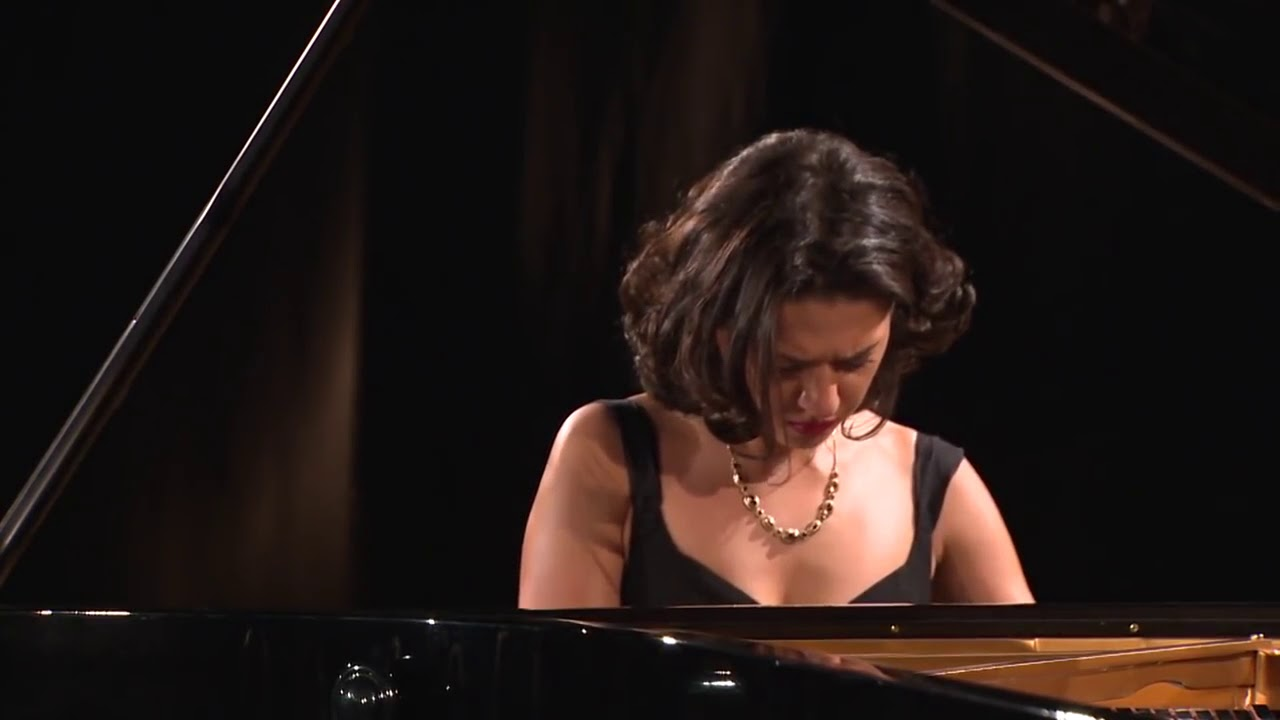 "F. Liszt – ""Ständchen"" Piano Transcriptions After Schubert – Khatia Buniatishvili"