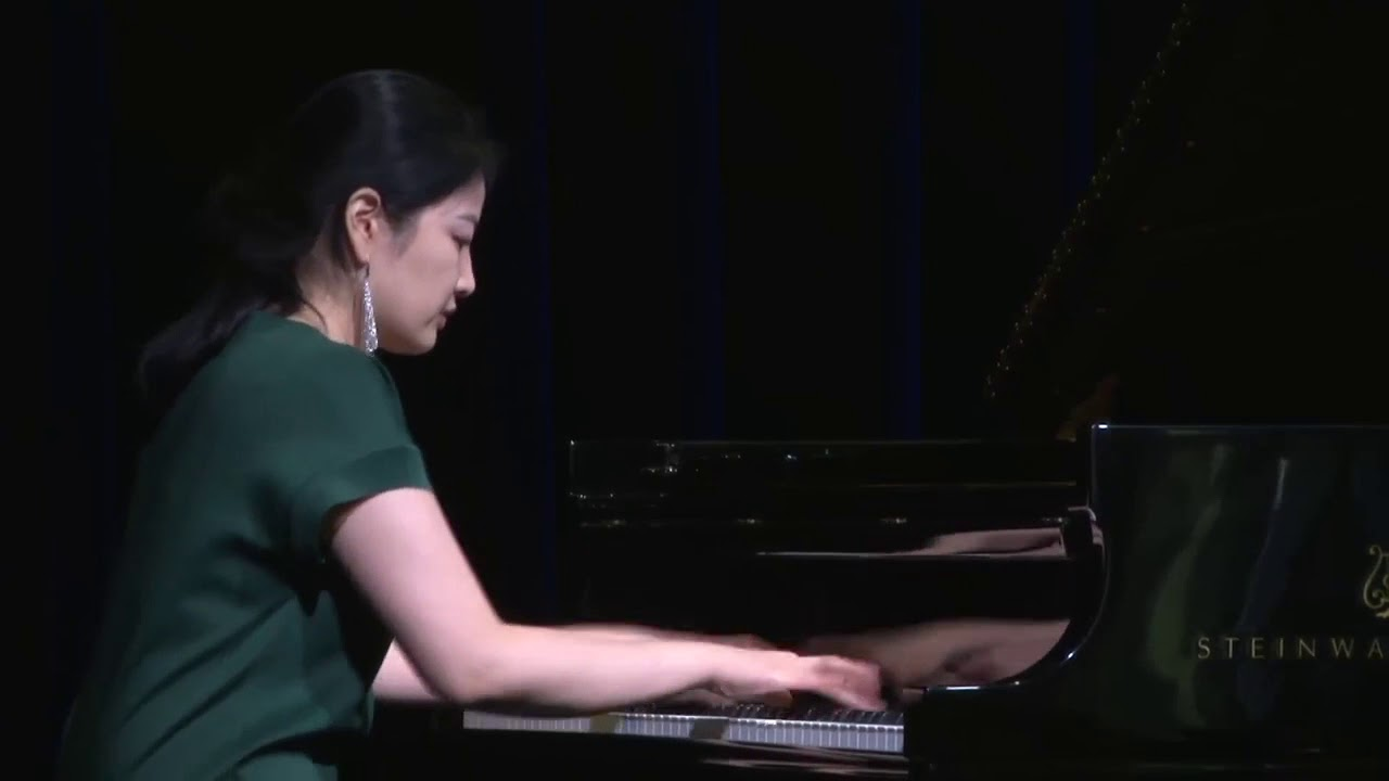 Pianist Yea Seul Kim, DMA in the Millennium Stage July 30, 2017