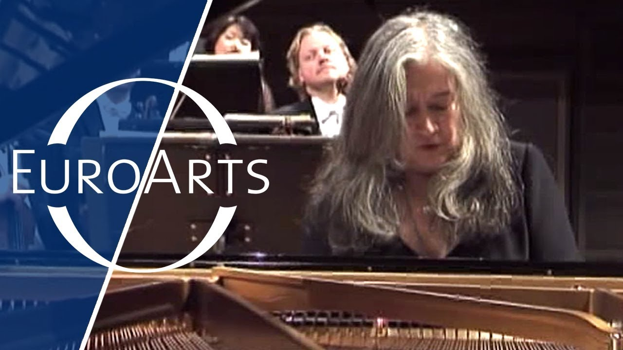 Martha Argerich: Frédéric Chopin – Mazurka Op. 24 No. 2 in C Major | Nobel Prize Concert 2009