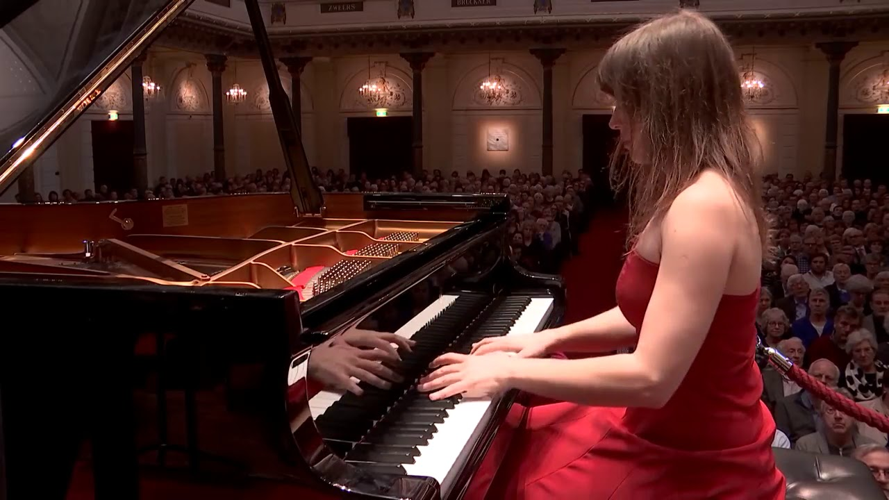 Anna Fedorova   Rachmaninoff  Rapsodie on a theme of Paganini,  op  43