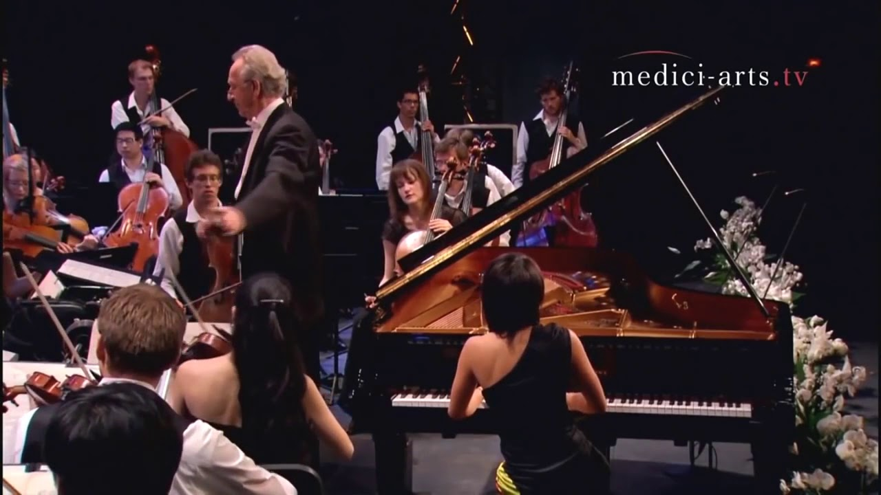 Yuja Wang   Choreography for 2 hands and a keyboard   Chorégraphie pour 2 mains et 1 clavier