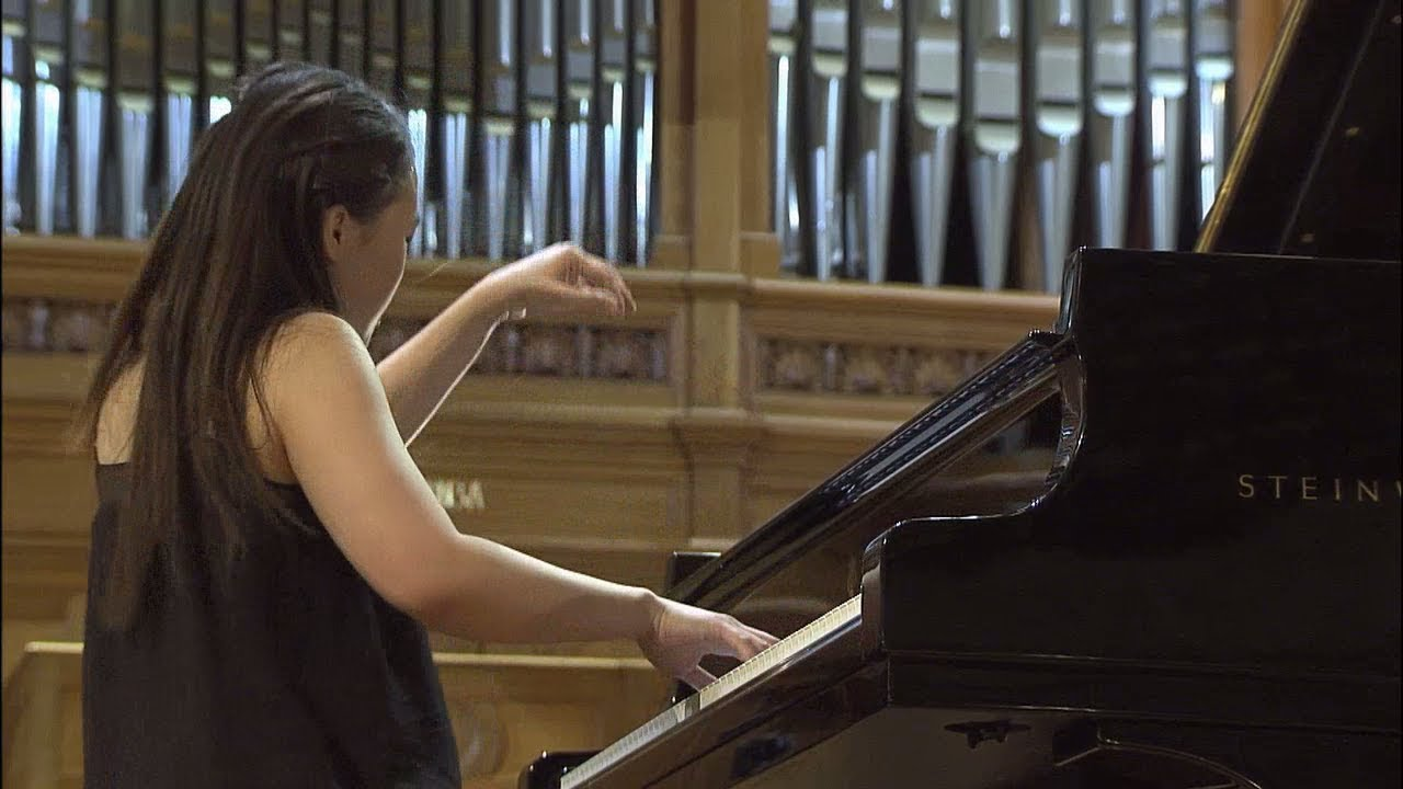 2011 Tchaikovsky Competition (Round II, Phase I)  – Yeol Eum Son
