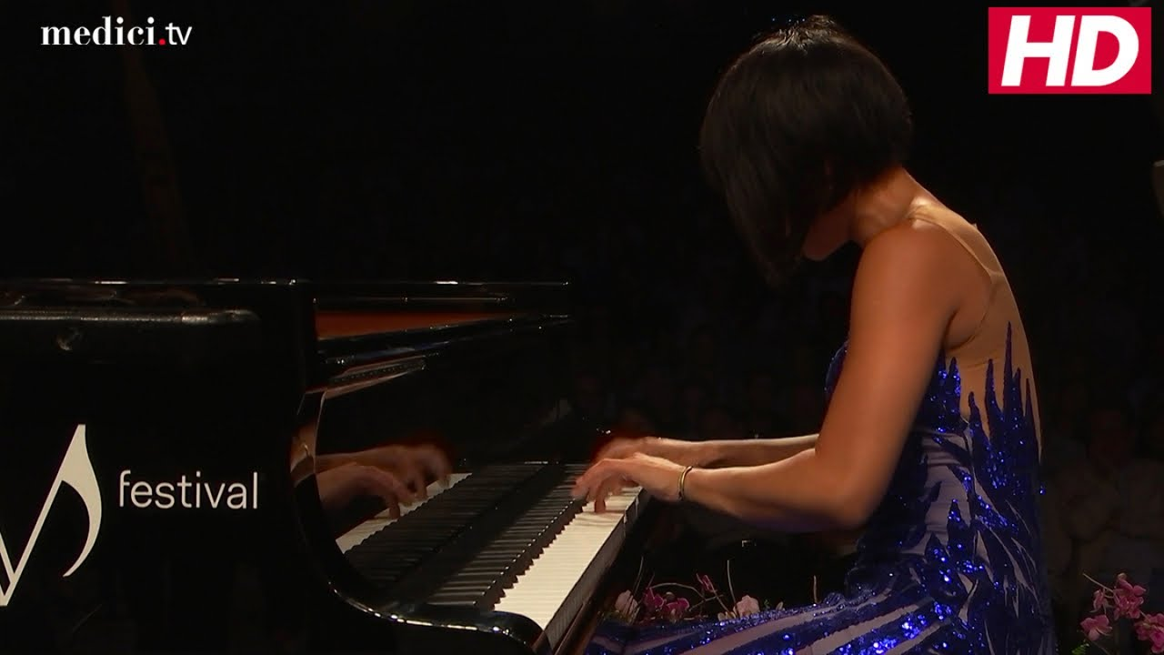 Gianandrea Noseda with Yuja Wang – Prokofiev: Piano Concerto