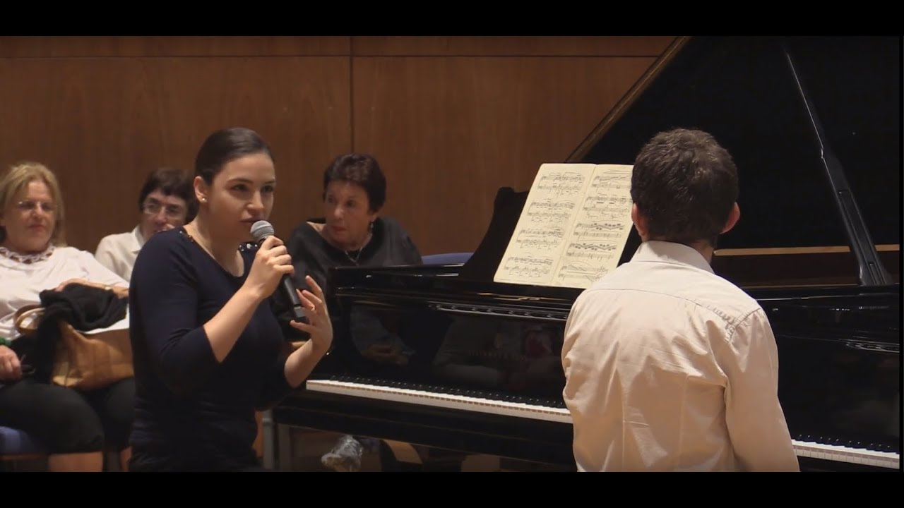 Olga Scheps Master Class | Chopin Barcarolle in F sharp Major, op. 60
