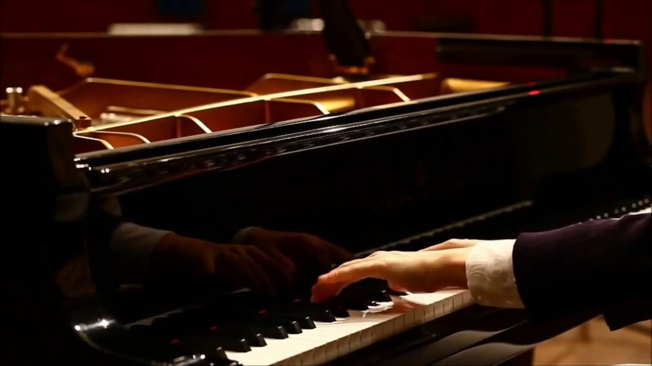Valentina Lisitsa – Moonlight Sonata Op.27 No.2 Mov.1,2,3 (Beethoven).