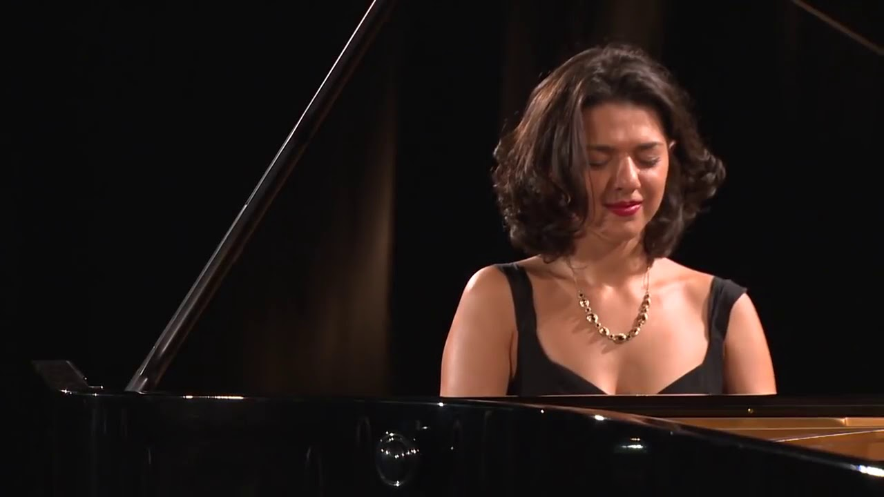 F  Liszt   Ständchen Piano Transcriptions After Schubert   Khatia Buniatishvili