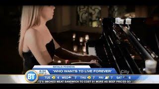 Interview with pianist Natalia Posnova – Breakfast TV Montreal