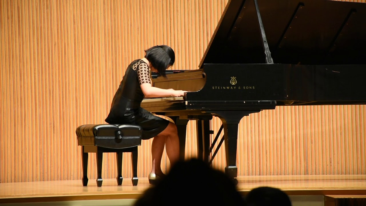 Prokofiev Sonata No. 6 in A Major, Op. 82 (Janet Wu Pianist)