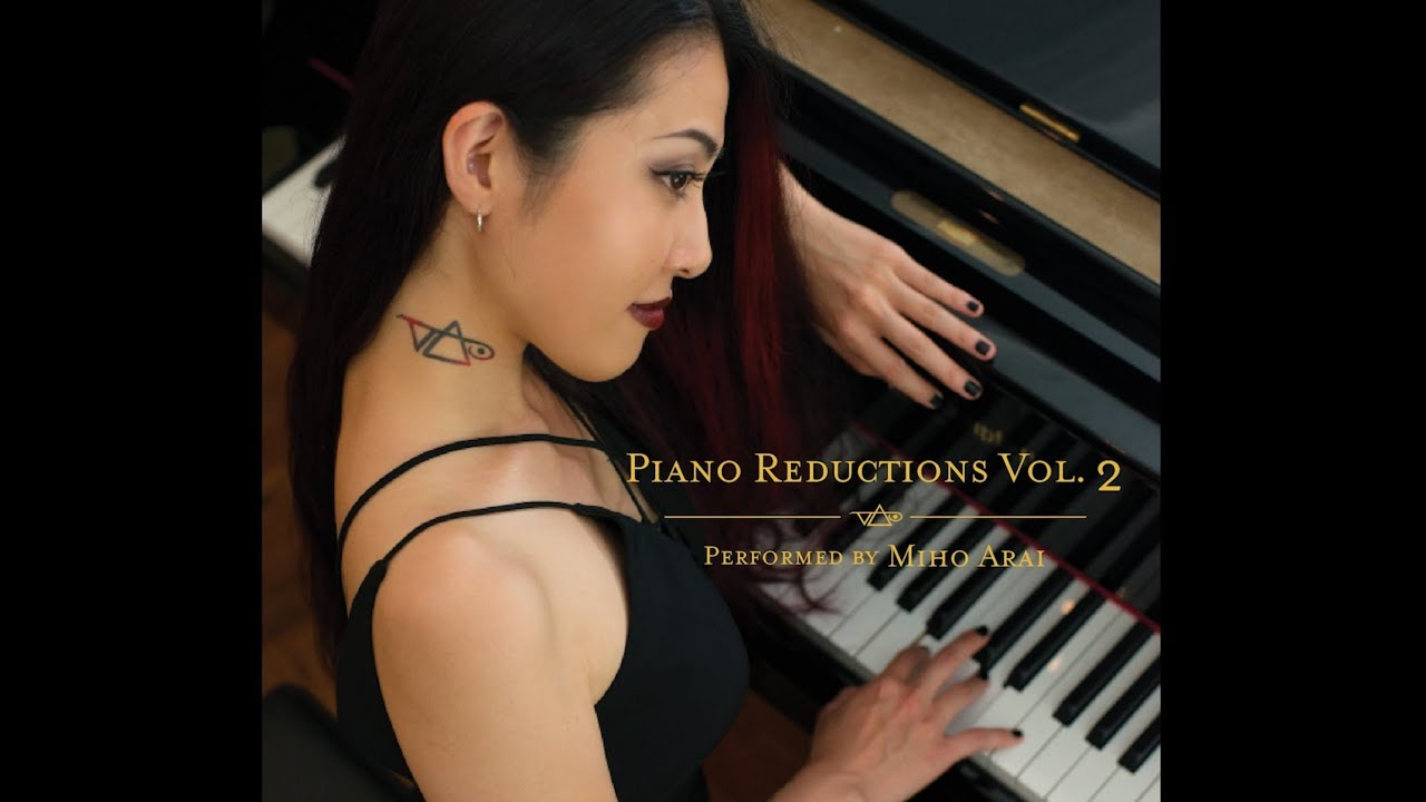 荒井美帆〜Piano Reductions Vol. 2
