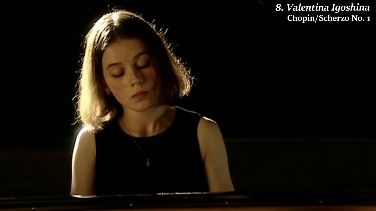 15 Beautiful Female Classical Pianists~Part 2